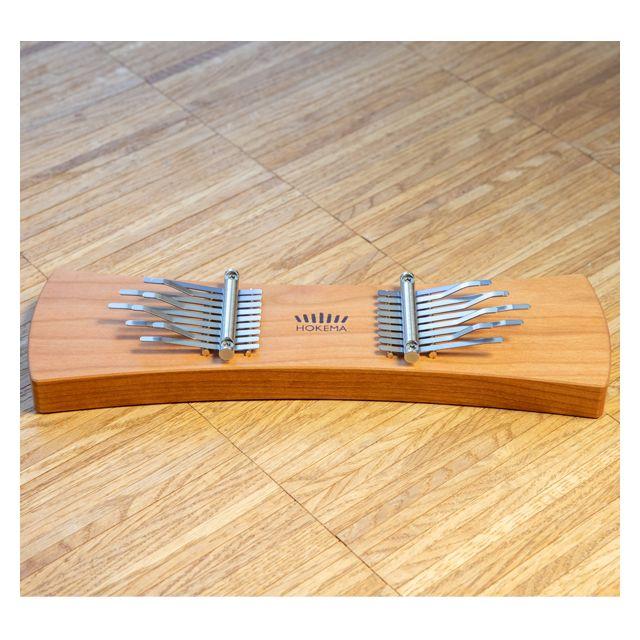Hokema Twin Kalimba Thumb Piano A-Minor